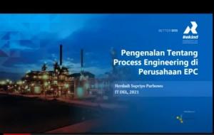 Foto Slide Kuliah Tamu Perpab dan KP